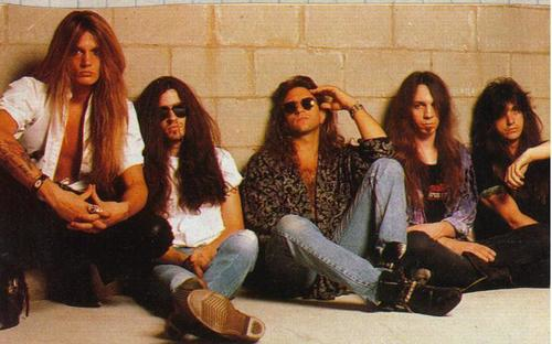 Skid Row's Bass Player: «We Forget Bach»