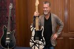 Eddie Van Halen дарит 75 гитар благотворительному фонду