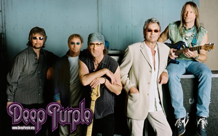 Deep Purple 2017
