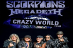 Scorpions cancel rest of US tour due to singer Klaus Meine's severe case of laryngitis