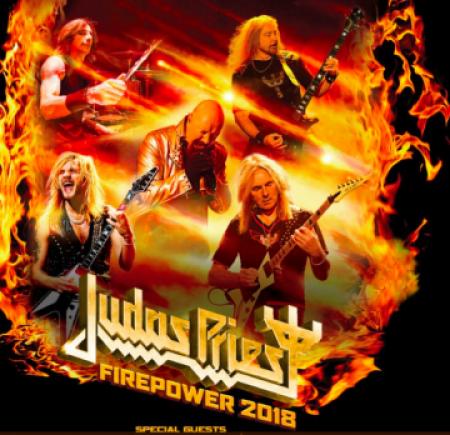 Judas Priest объявили о релизе альбома