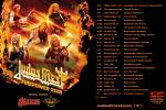 Judas Priest объявили о релизе альбома «Firepower» и анонсировали североамериканское турне