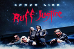 Новый альбом CRAZY LIXX называется «Ruff Justice» и выйдет 21 апреля 2017!