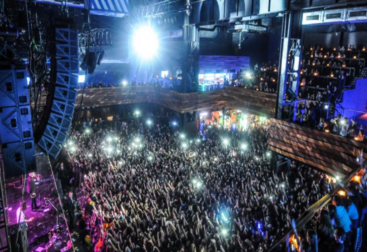 Представляем новые разделы: «Места» и «Концерты»