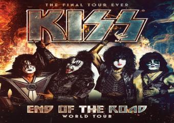 KISS дадут два концерта в России!