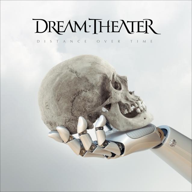 Новый альбом Dream Theater - Distance Over Time