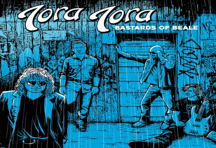 Tora Tora выпустила новую песню «Silence The Sirens»