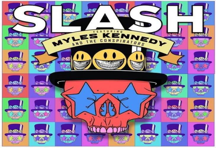 Slash вместе с Myles Kennedy и The Conspirators выпускают видео для «The Call Of The Wild»