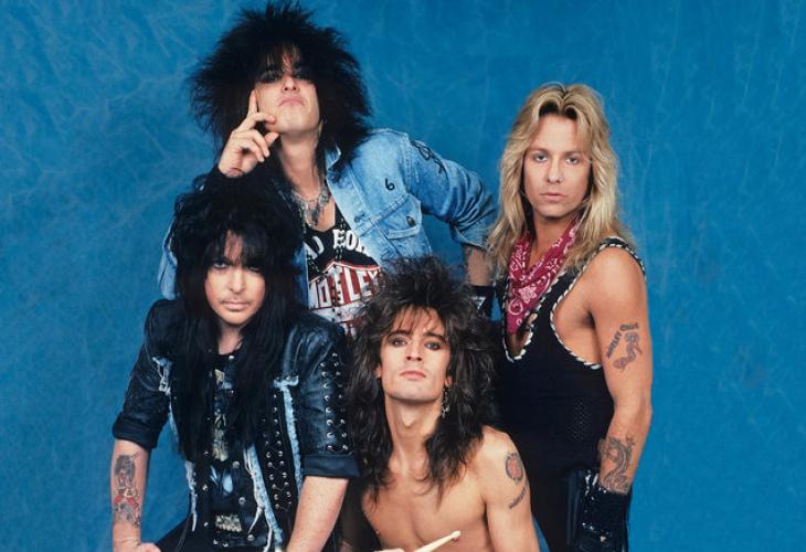 Mötley Crüe выпускает тизер к трейлеру фильма Netflix «Грязь»