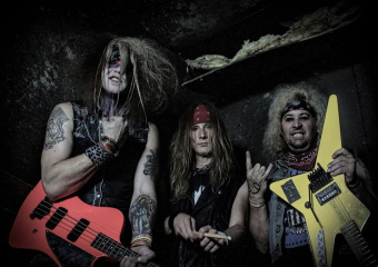 The Midnight Devils отправятся в «Way Too Deep Deep» по США с 29 марта по 13 апреля