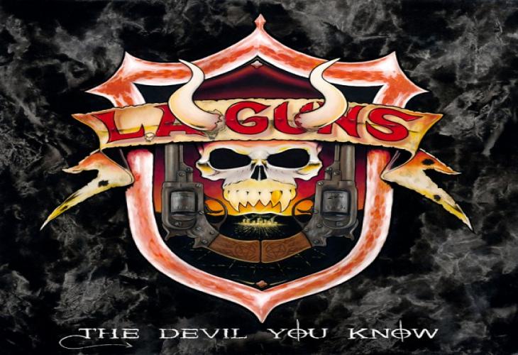 L.A. Guns выпускают новую песню «Rage»