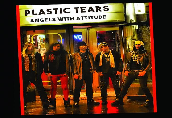 Plastic Tears выпустили клип на песню «Dark Passenger»