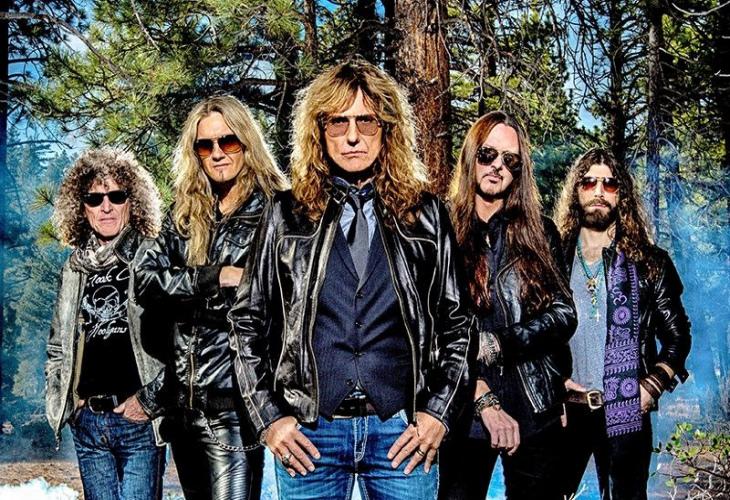 Whitesnake выпустили новую песню «Hey You (You Make Me Rock)» для стриминговых сервисов