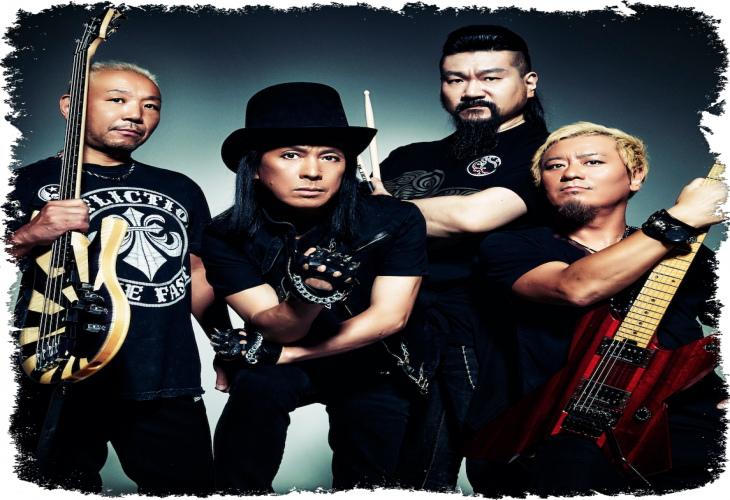 Loudness выпустила видео для «Soul On Fire» с грядущего альбома «Live In Tokyo».