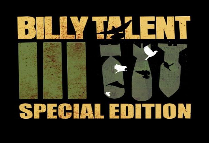 Немного об истории группы Billy Talent