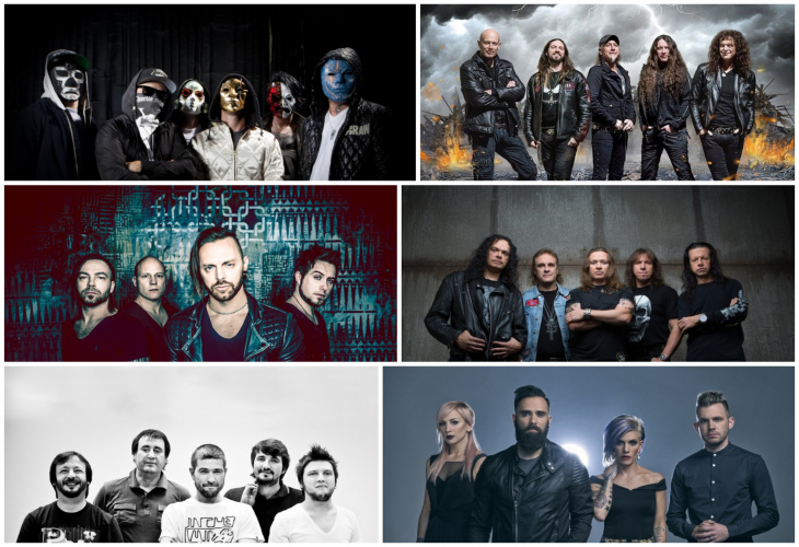 Самые ожидаемые концерты апреля 2019 года.