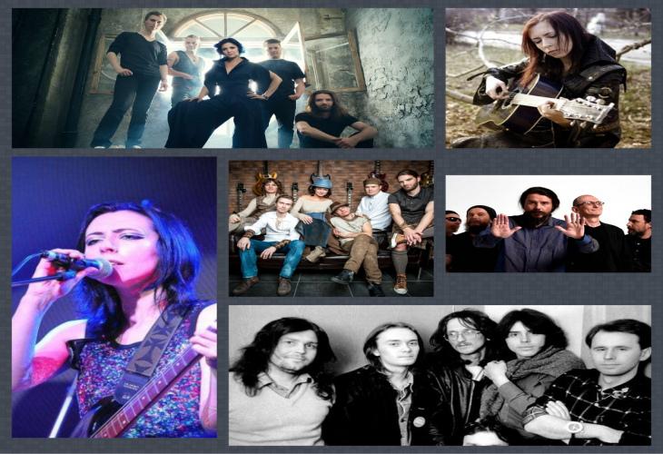 Авторское мнение: интересные группы, в жанрах фолк и фолк-рок.