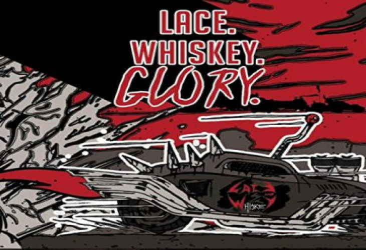 Lace And Whiskey выпустили видео для трека «River of Fire»