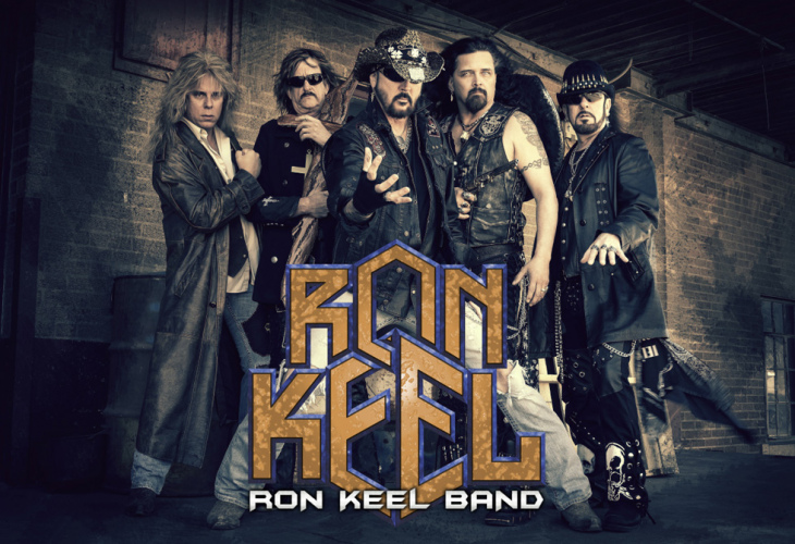 Ron Keel Band выпустили видео для заглавного трека дебютного альбома «Fight Like A Band»