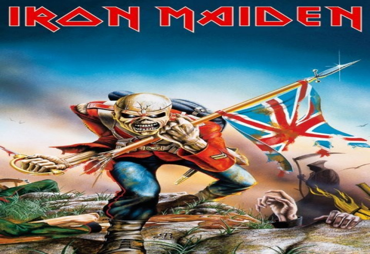 Iron Maiden выпустили живое видео для «Flight of Icarus» из «Legacy of the Beast Tour»