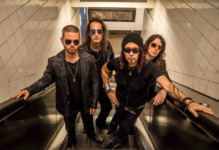 Spread Eagle выпустили видео для новой песни «Sound of Speed»