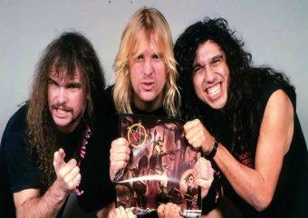 Reign In Blood от Slayer: эпичная история величайшего трэш-альбома