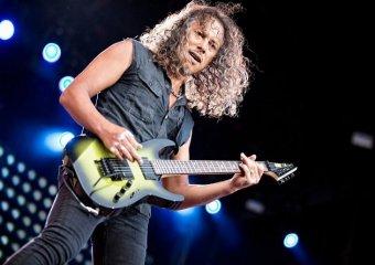 «The Unforgiven» изменила подход Кирка Хэммета из Metallica к гитарным соло