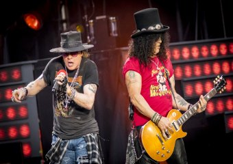 Guns N' Roses выпустили новый сингл Hard Skool