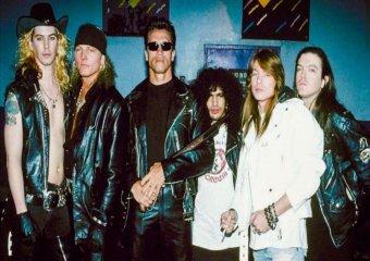 Как Guns N' Roses «You could be mine» появилась в саундтреке Терминатора 2