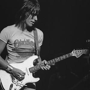 Музыкант Jeff Beck