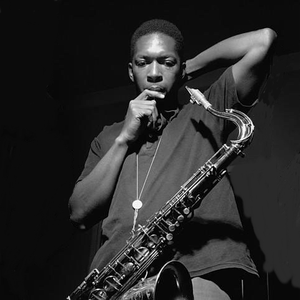 Музыкант John Coltrane