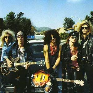 Группа Guns N' Roses