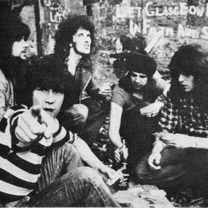Группа The Sensational Alex Harvey Band