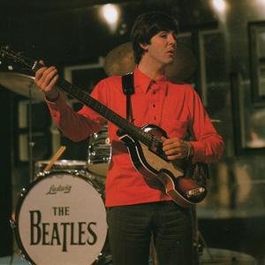 Музыкант Paul McCartney