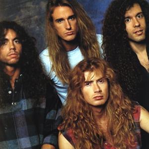 Группа Megadeth