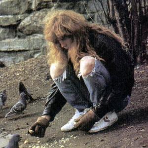 Музыкант Dave Mustaine