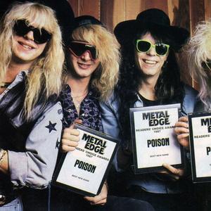 Группа Poison