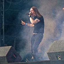 Ли Дориан, вокалист Cathedral