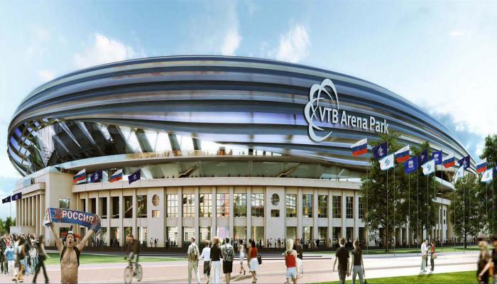 ВТБ Арена - Центральный стадион «Динамо»